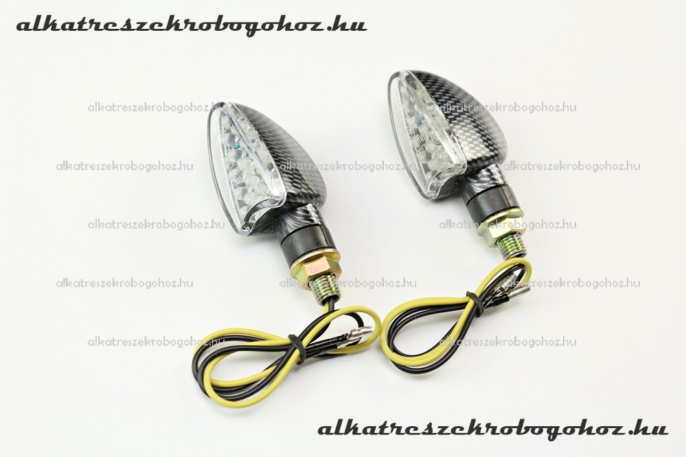 Index LED-es karbon nyíl RV-03-11-04