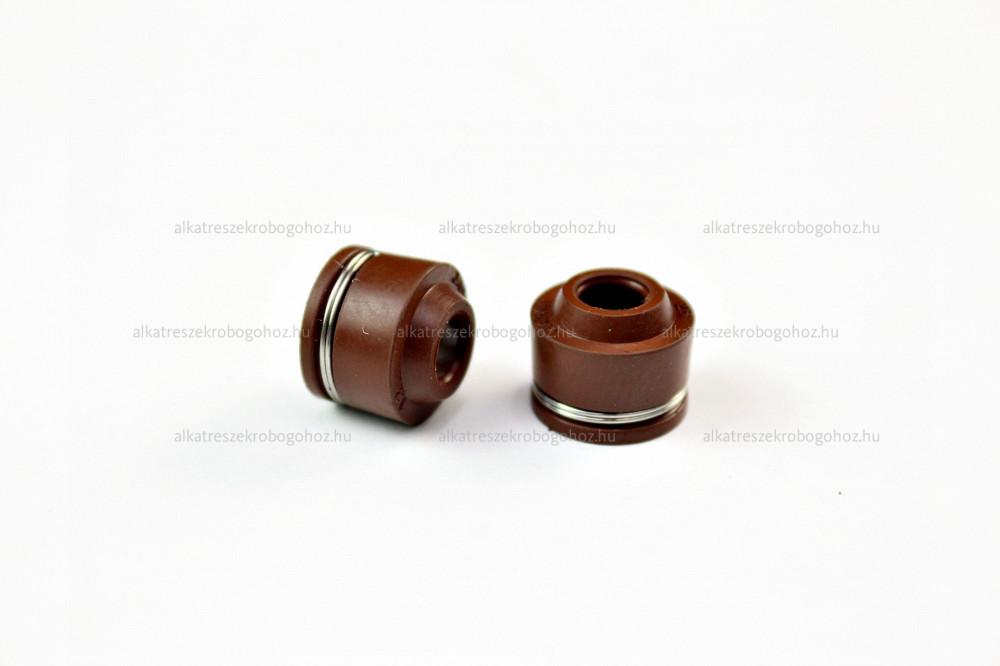 Szelepszár szimering 110-125ccm 5mm-es szelepszárhoz 2DB