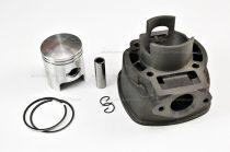 Hengerszett 4 sarkos Piaggio NRG, MC2 LC 70ccm 47mm 12-es csapszeg W STANDARD