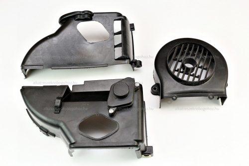 Motor hűtő burkolat 4 ütemű kínai robogóhoz 125-150ccm