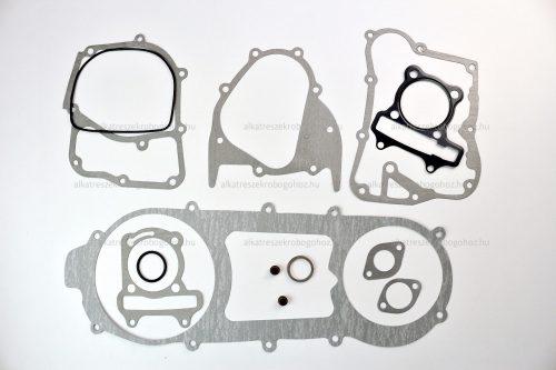 Tömítés szett komplett 4T GY6 150ccm, 4 ütemű kínai robogóhoz