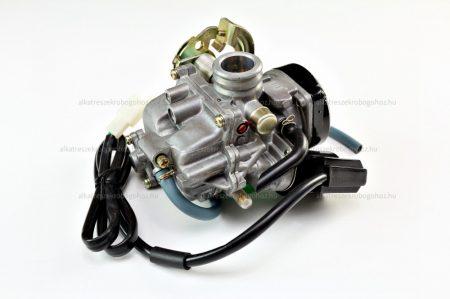 Karburátor 4T 50ccm, 4 ütemű kínai robogóhoz (183)