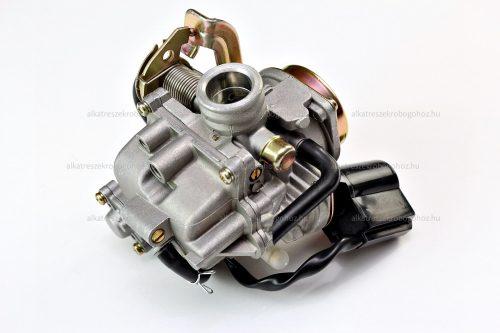 Karburátor 4T 80ccm, 4 ütemű kínai robogóhoz (184)