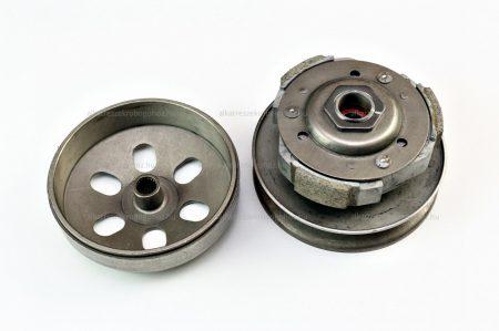 Kuplung szerkezet 4T 125-150ccm, 4 ütemű kínai robogóhoz (489)