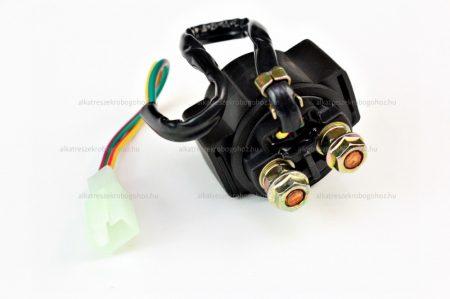Indítórelé 4T GY6 50-150ccm 139QMB / QUAD 50-250ccm, 4 ütemű kínai robogóhoz / Rieju / Kymco 4T (040)