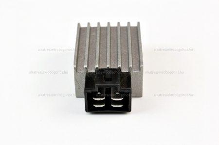 Feszültség szabályzó 4T GY6 50ccm, 4 ütemű kínai robogóhoz (199)