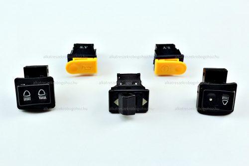 Kapcsoló szett (kicsi) 4 ütemű kínai robogóhoz / Honda Dio