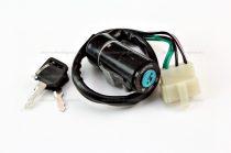 Gyújtáskapcsoló GY6 125ccm / Honda / Kymco 5 vezetékes