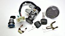 Gyújtáskapcsoló 10 es kerkű robogóhoz