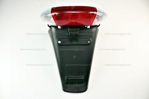 Lámpa hátsó sárvédővel, 4 ütemű kínai robogóhoz