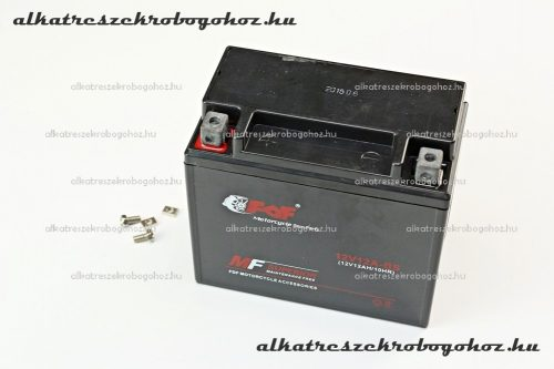 Akkumulátor robogóhoz 12V 12AH