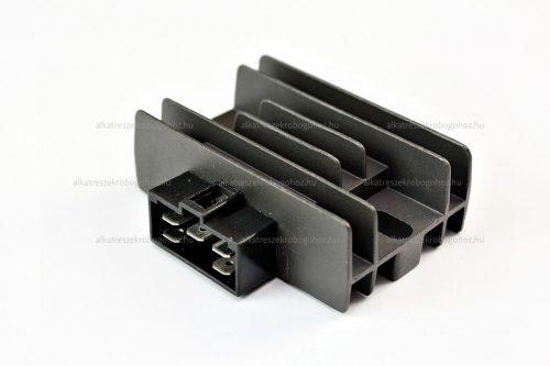 Feszültség szabályzó 5 vezetékes 12V DC tip 6  RV-03-04-06