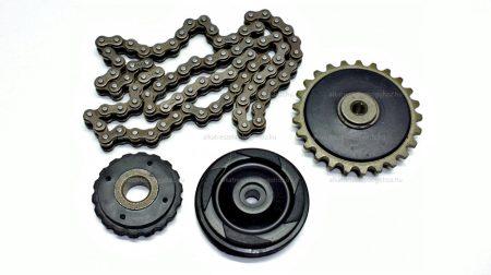 Vezérmű lánckerék szett 100-110cc 84 csapos 42 szemes RV-01-05-25