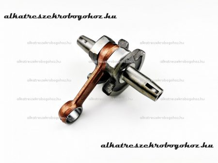 Főtengely Pocket Bike 49ccm 44mm 16mm 12-es csapszeg