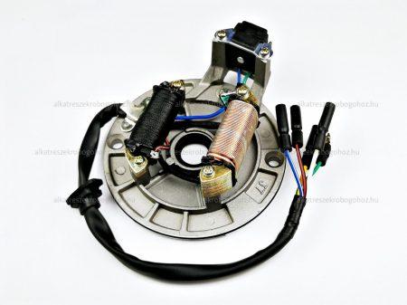 Gyújtás alaplap állórész 110 - 125ccm kézi váltó Dirt bike - Pitbike Tip 1