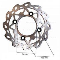 Féktárcsa Tip 1 Dirt bike - Pitbike