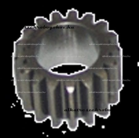 Fogaskerék 17 fogas Dirt bike - Pitbike