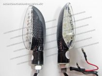 Index LED-es Karbon ll.