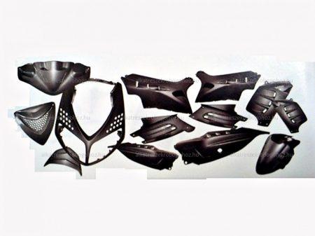 Idomszett Peugeot Speedfight TWN fekete