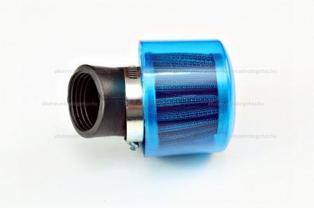 Levegőszűrő sport 35mm 45fokos vízhatlan RV-05-01-14