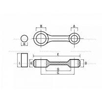 Főtengely felújító Honda RS / MTX / NSR 125 TWN