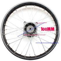 """Kerék első 17 Dirt Bike (100mm)"""""""
