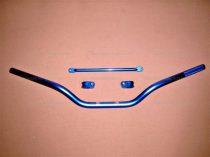 Kormány Dirt Bike 125ccm 22mm Kék