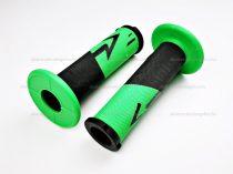 Domino markolat fekete - zöld