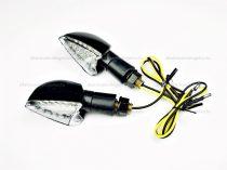 Index LED-es fekete nyíl E50