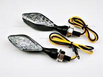 Index LED-es fekete nyíl TIP 2 E50