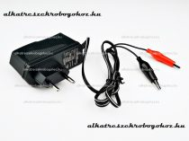 Akkumulátor töltő 6V 1000mA