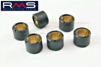 Kuplungpersely (variátor görgő) 19X15.5 6.5g RMS