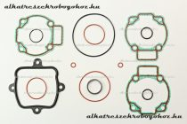 Tömítés + szimering Piaggio Hexagon 2T 125 - 150ccm 69mm RMS 4031