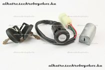 Gyújtáskapcsoló KYMCO 50 KXR 04 / 50 MAXXER 02 / 250 KXR 03-04  JC-03-09-28
