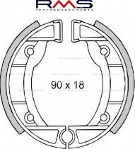 Fékpofa 90x18 APRILIA / PIAGGIO CIAO / SI RMS 0190