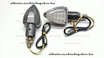 Index LED-es Karbon 15 led-es RV-03-11-19