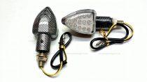 Index LED-es Karbon 15 led-es RV-03-11-19