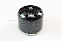 Levegőszűrő sport 28/35mm karbon fém fedéllel RV-05-01-25