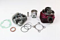 Hengerszett + hengerfej Yamaha 3KJ AC 70ccm PRINCESA