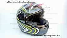 Bukósisak FB-MAX-603 Fekete E9