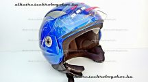 Bukósisak FB 518 Kék E9