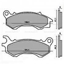 Fékbetét Honda PCX 125-150ccm RMS 2780