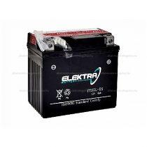 Akkumulátor ELEKTRA  4AH (5AH) ETX5L-BS RMS 0040