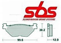 Fékbetét Yamaha TMAX 500 01-03 SGR 169HF