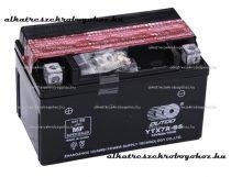 Akkumulátor 12V 6Ah - YTX7A-BS (150x87x93)