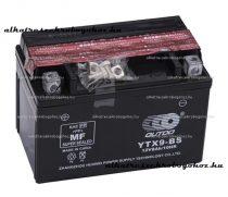 Akkumulátor 12V 8Ah - YTX9-BS (150x87x105)
