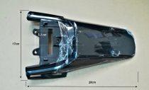 Hátsó sárvédő fekete HB-GS 125ccm
