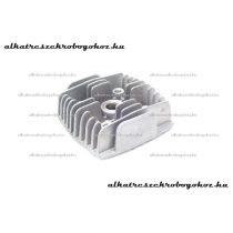 Hengerfej 50ccm / 6mm, 2 ütemű dongó motorhoz