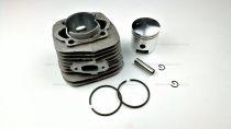 Hengerszett 2 ütemű DONGÓ motorhoz 47mm 70ccm / 80ccm