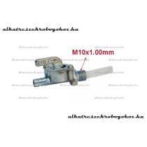 Benzincsap 10x1mm, 2 ütemű dongó motorhoz